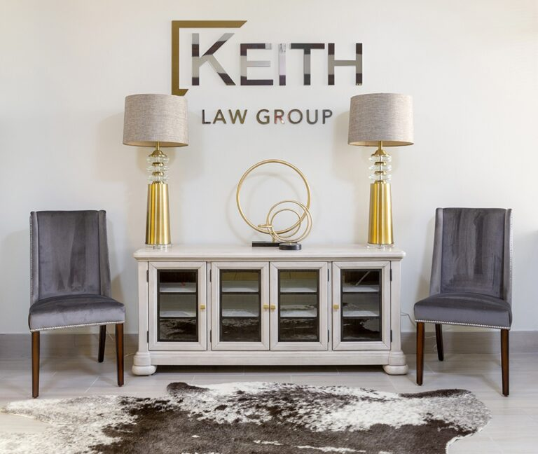 Keith Law Group lobby