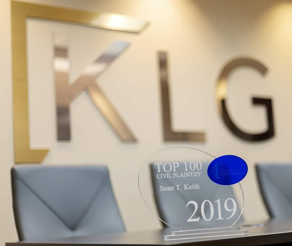 Keith Law Group lobby
